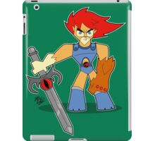Lion-O iPad Case/Skin