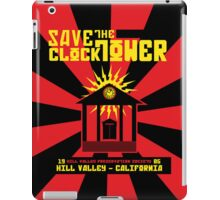 Clocktower Propaganda iPad Case/Skin