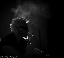 Smoke like teen spirit by Tom Migot