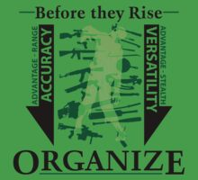 Apocalyptic Organization by deadgreysnow