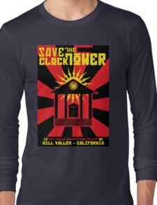 Clocktower Propaganda Long Sleeve T-Shirt