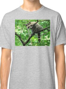 Yeah, I'm just hangin' out. Whatchu doin'? Classic T-Shirt
