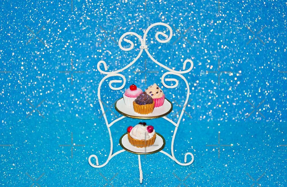 Cupcake Celebration by Denise Abé