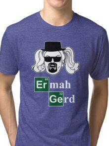 Brerkern Berd Tri-blend T-Shirt
