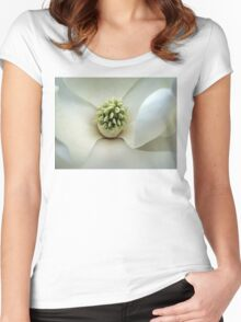 Harmony Women's Fitted Scoop T-Shirt