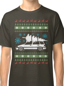 Wagon Xmas Shirt Classic T-Shirt