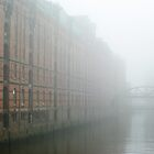 A calm day in Hamburg IX by Janis Möller