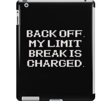 Final Fantasy - Limit Break iPad Case/Skin