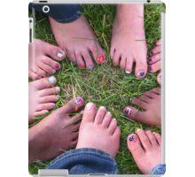 Fun Feet iPad Case/Skin