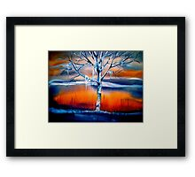 Benediction... Framed Print