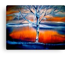 Benediction... Canvas Print