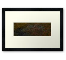 Distance In Time Framed Print