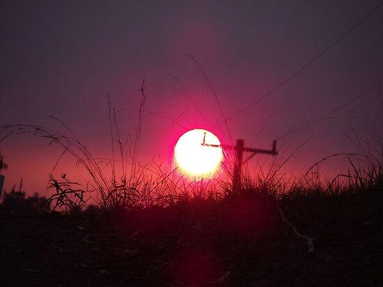 Grass Fires... by debsphotos