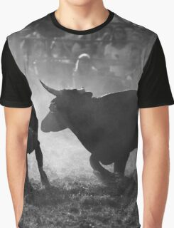 0102 Caught Unawares Graphic T-Shirt