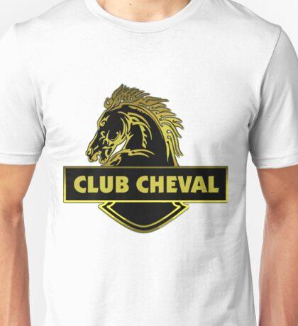 Club Cheval  Unisex T-Shirt