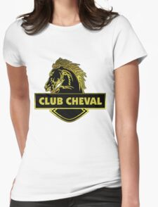 Club Cheval  Womens Fitted T-Shirt