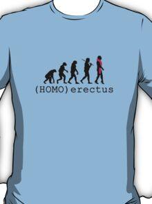 (HOMO) erectus T-Shirt