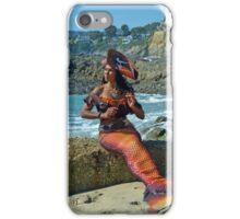 Dangerous Mermaid iPhone Case/Skin
