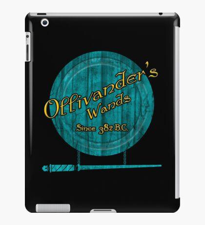 Ollivanders Wands iPad Case/Skin