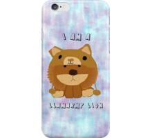 LLAMARMY LION!! (iPhone Case) iPhone Case/Skin