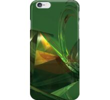 Green Fantasy World iPhone Case/Skin