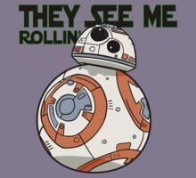 They see me rollin' - Star Wars Kids Clothes
