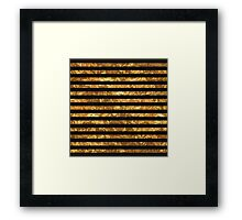 Considerate Intuitive Bountiful Victorious Framed Print