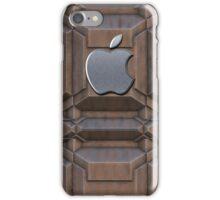 Future Metal Texture iphone  iPhone Case/Skin