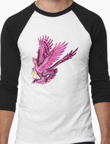 Graciliraptor (without text)  Men's Baseball ¾ T-Shirt