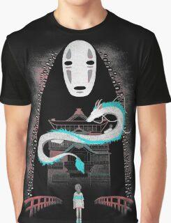 Chihiros's Adventures Graphic T-Shirt
