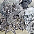 Memento Mori by Lynnette Shelley