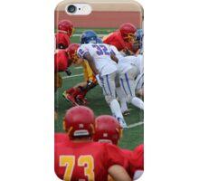 Go Team Go! iPhone Case/Skin