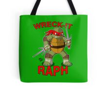 Wreck-It Raph Tote Bag
