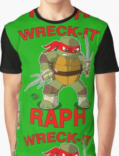 Wreck-It Raph Graphic T-Shirt