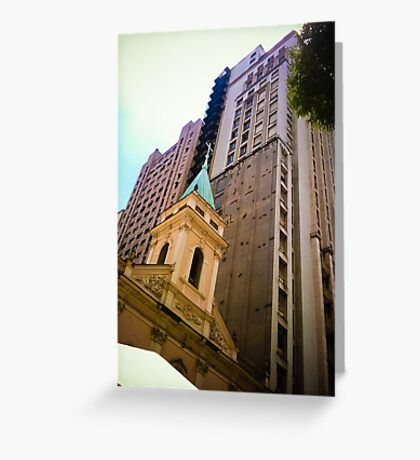 Faith II [ iPad / iPod / iPhone Case ] Greeting Card