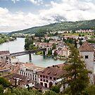 Welcome to Switzerland by voiceofmiranda
