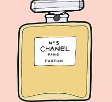Paris Perfume No. 5 by evannave