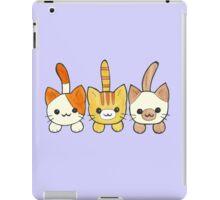 Three Cute Kittens iPad Case/Skin