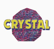 Crystal Maze Logo by geandonion