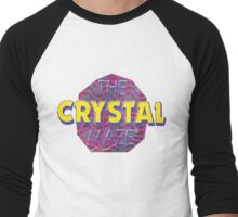 Crystal Maze Logo Men's Baseball ¾ T-Shirt
