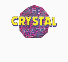 Crystal Maze Logo Men's Baseball ¾ T-Shirt