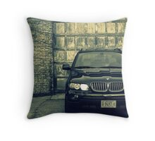 Whipping Lights Throw Pillow