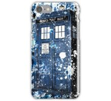 Blue Box Dispersion iPhone Case/Skin