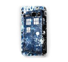 Blue Box Dispersion Samsung Galaxy Case/Skin