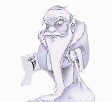 Santa Claus Card by JezLong