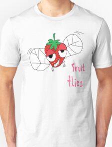 Fruit flies Unisex T-Shirt