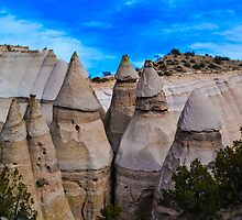 Tent Rocks Nat'l Monument by Darryl Brewer