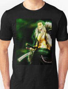zoro angry T-Shirt