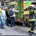 The Hard Working People of Manhattan by Mikell Herrick