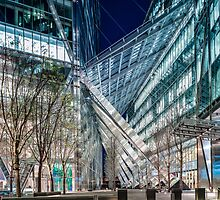 Broadgate Tower by JzaPhotography
